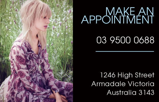 Aveda Salon Melbourne