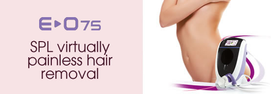 SPL virtually painless hair removal